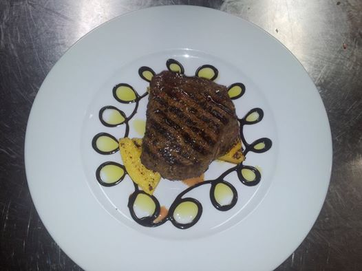 Filetto di angus al pepe nero