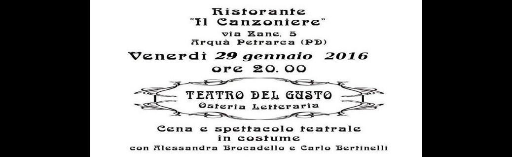 Teatro Del Gusto